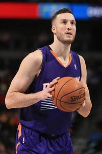 Miles Plumlee Photos Photos - Phoenix Suns v Denver ...