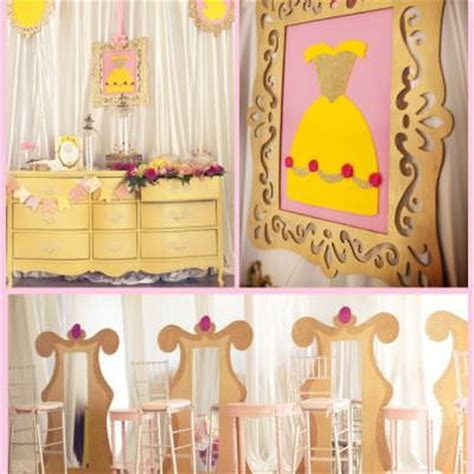 birthday party ideas and tips guest post mimi 39 s be our guest princess birthday party princess