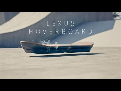 skate volante lexus hoverboard flying skateboards
