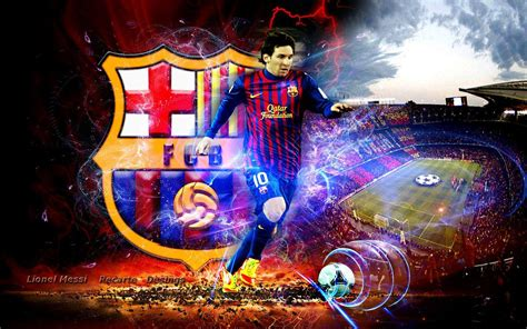 Messi Barcelona Wallpapers - Wallpaper Cave