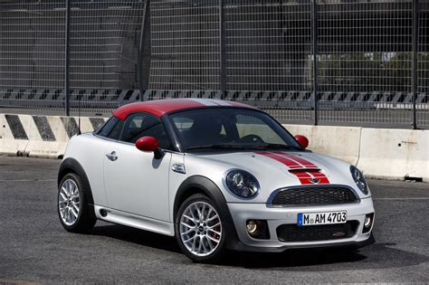 Mini Reveals Sporty 2012 Cooper Coupe [image Gallery