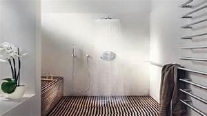 Petite Salle De Bain Avec Douche Italienne : receveur douche italienne quelle dimension choisir ~ Carolinahurricanesstore.com Idées de Décoration