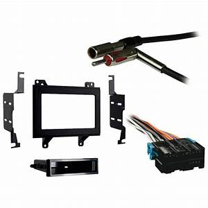 Gmc S 15 Sonoma 1994 1995 1996 1997 Double Din Aftermarket