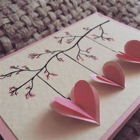 Mother Day Cards Kids Craft Ideas