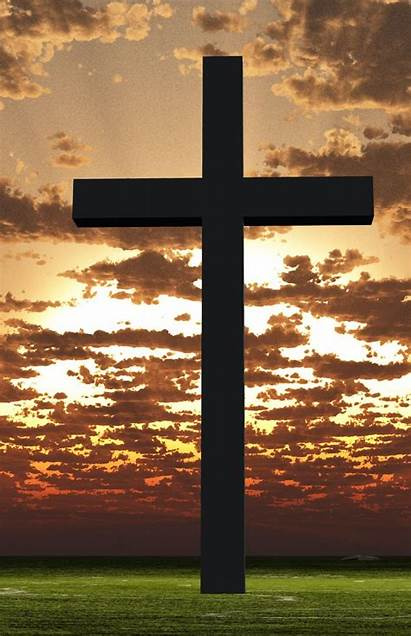 Cross Iphone Christian Wallpapers Easter Jesus Bible