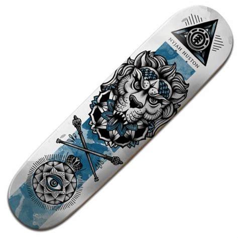 element skateboards element nyjah huston in bloom