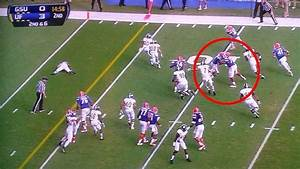 Florida Players Block Each Other Vs Georgia Southern