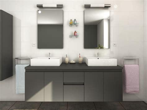 Ikea Meubles De Bureau - meubles de salle de bain lavita ii suspendus avec