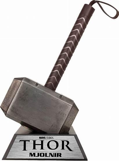 Thor Hammer Marvel Replica Thors Mjolnir Prop