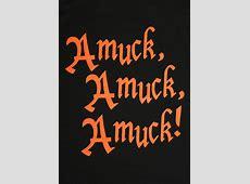 Halloween Amuck One Shoulder Sweatshirt Fairyseason