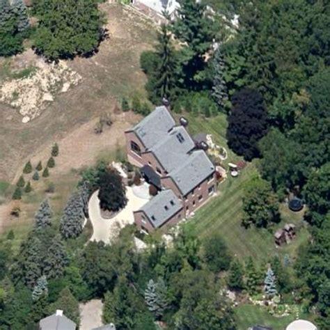 jim harbaughs house  ann arbor mi google maps