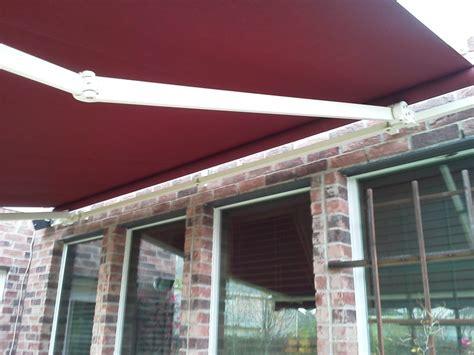 motorized sunsetter retractable awning  woven acrylic  dunrite playgrounds httpwww