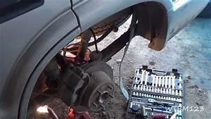 Replace Rear Brake Line  On A Blazer