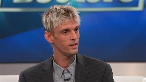 Aaron Carter Opens Up About His Sexuality Youtube
