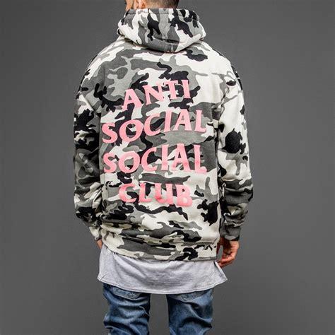 gildan anti anti social social club not gildan camo hoodie wehustle