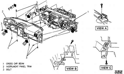 Chevy Venture Would Like Diagram