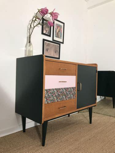 commode vintage eliette relooking de meubles meuble