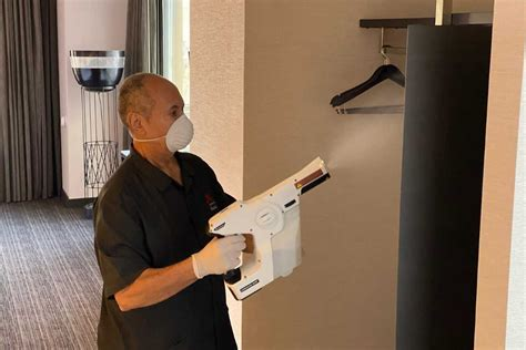 Marriott approaches cleanliness in new way amid