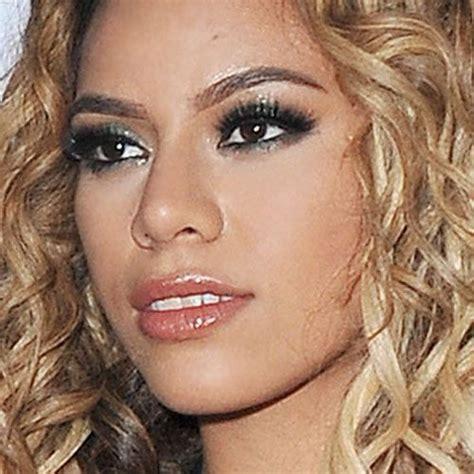 Dinah Jane Hansen Makeup Black Eyeshadow Charcoal