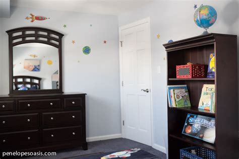 A Young Explorer's Big Boy Outer Space Bedroom » Penelopes