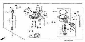 Carburetor For 1996 Honda C50 C50  Cub