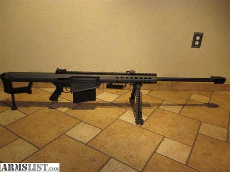 50 Bmg Semi Auto by Armslist For Sale Barrett M107 Semi Auto 50 Bmg Rifle