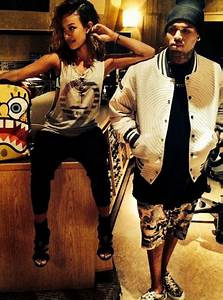 The History Of Chris Brown and Karrueche Tran's ...
