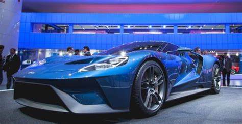 2017 Ford Gt Msrp by 2017 Ford Gt Supercar Price Top Speed Hp Msrp Mpg