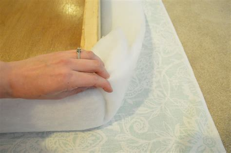 Diy Nearly Free Upholstered Headboard Using An Old