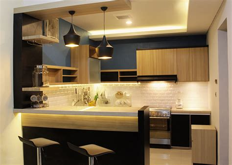 kitchen set viku furniture bandung