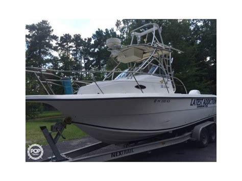 Plezierboten Tweedehands by Sea Fox 257 In Florida Tweedehands Vissersboten