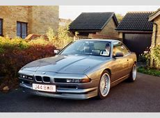 BMW 850 Alpina B12 V12 1991 4988cc J44BWB This is