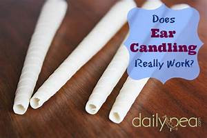 Does Ear Candling Really Work
