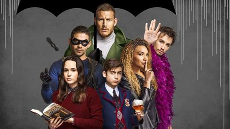 The Umbrella Academy Season 2 Netflix Release Time and Trailer