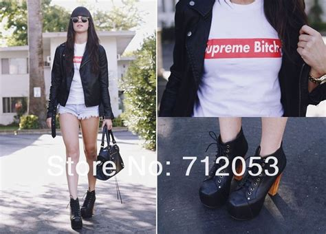 supreme clothing womens exclusive supreme swag hiphop spoof tide