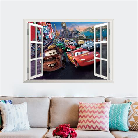Car Wallpaper For Kids Room
