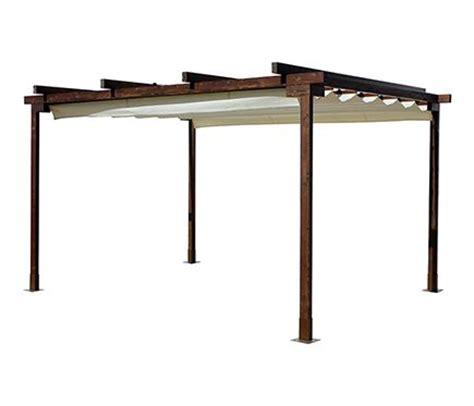 pergola aluminium leroy merlin p 233 rgola de 4 x 3 m eco con toldo leroy merlin rooftop chang e 3 pergolas and