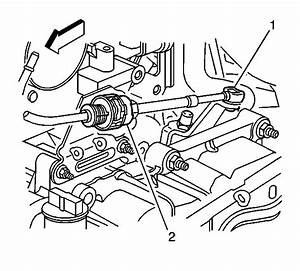 Repair Instructions - Shift Cable Replacement