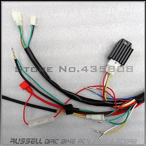 50cc 70cc 110cc 125cc Atv Quad Full Electrics Cdi Coil