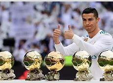 Cristiano Ronaldo Yakin Raih Ballon d'Or ke6