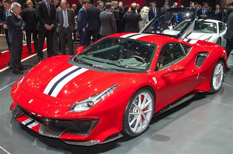 Ferrari 488 Pista Senza Compromessi