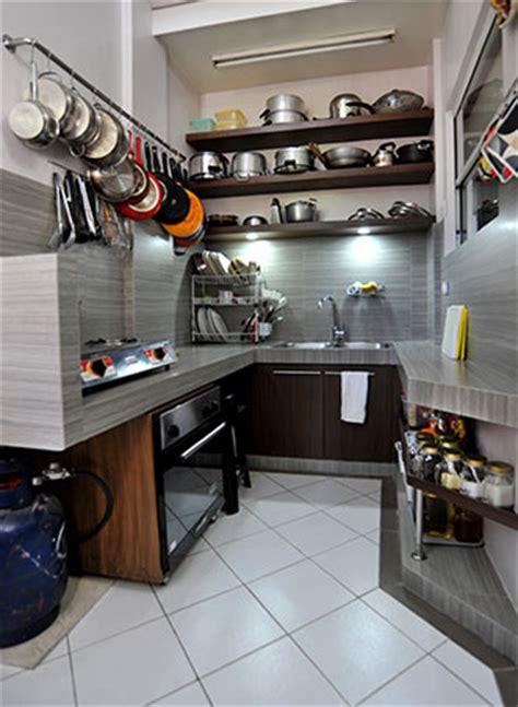 kitchen interior designs mini makeovers a kitchen renovation in cainta rizal rl