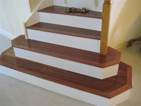 laying laminate flooring on stairs how to install laminate flooring stairsideas com