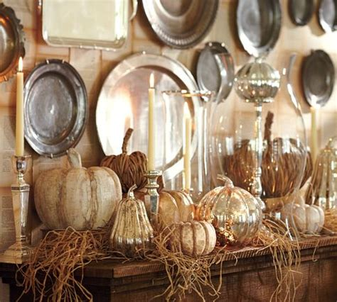 pottery barn fall decor fall d 233 cor candles more from pottery barn