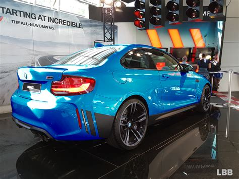 Bmw Factory Parts by Photoshop Previews Of Bmw M2 Competition In Factory Colors
