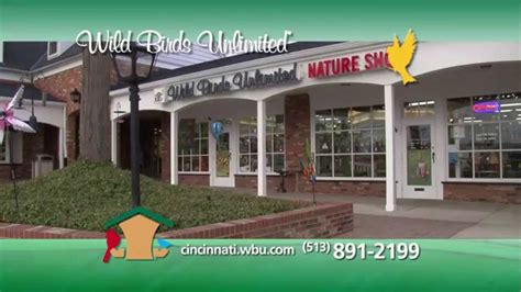 wild birds unlimited cincinnati holiday 2014 30 sec tv
