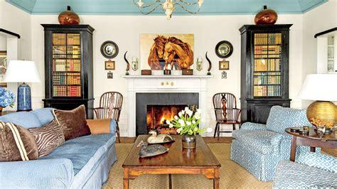 modernize heirloom pieces  living room decorating