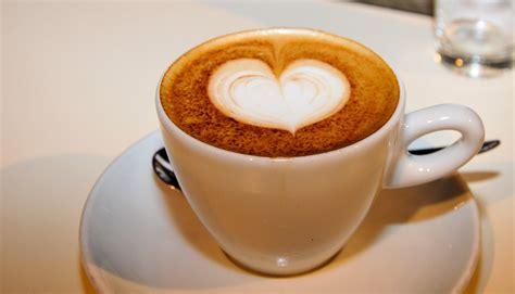 Filelove Heart Decorated Cappuccino (milk Coffe Cocoa
