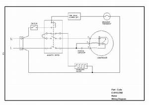 Copeland Scroll Compressor Wiring Diagram