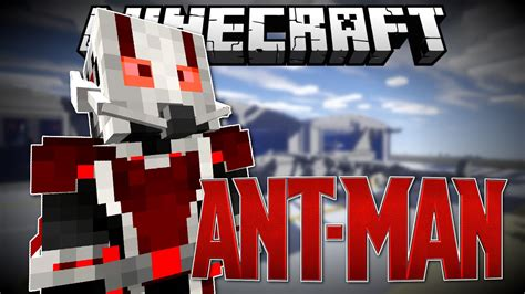 minecraft ant man minecraft roleplay youtube